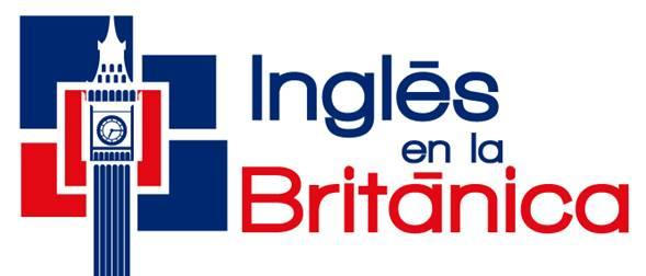 Logo de Inglés en la Británica